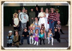 Wizard of Oz Cast 2012